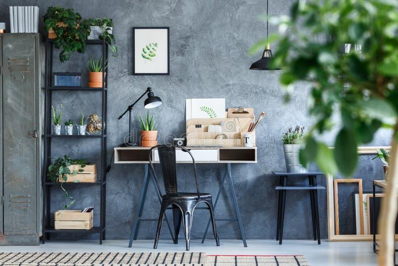 Beeld van groen blad stock fotografie