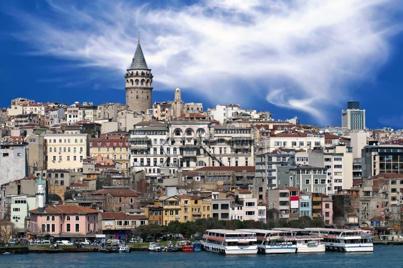 Beeld van Istanboel stock foto's