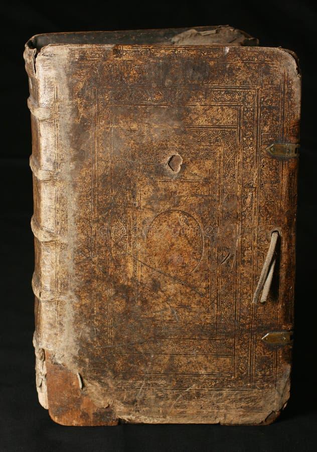 Beeld van oud boek stock fotografie