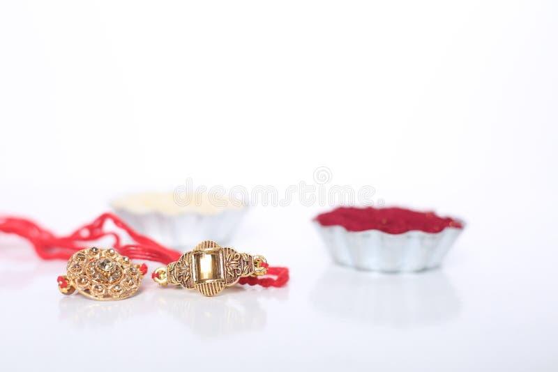 Beeld van Raksha Bandhan stock foto