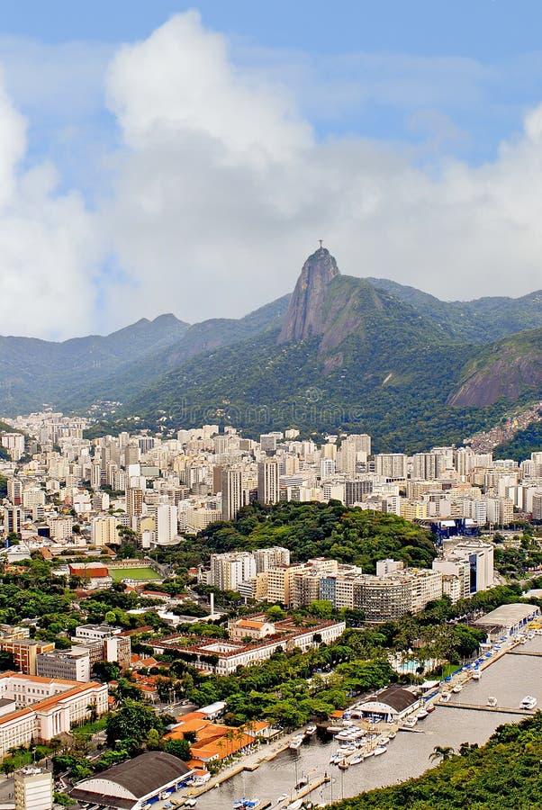 Beeld van van Rio de Janeiro stock fotografie