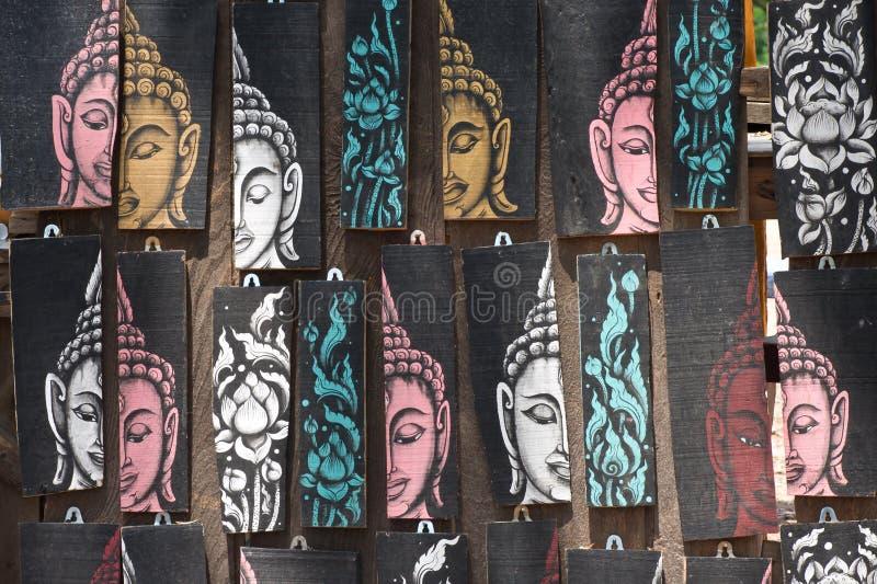 Beelden van budha royalty-vrije stock foto