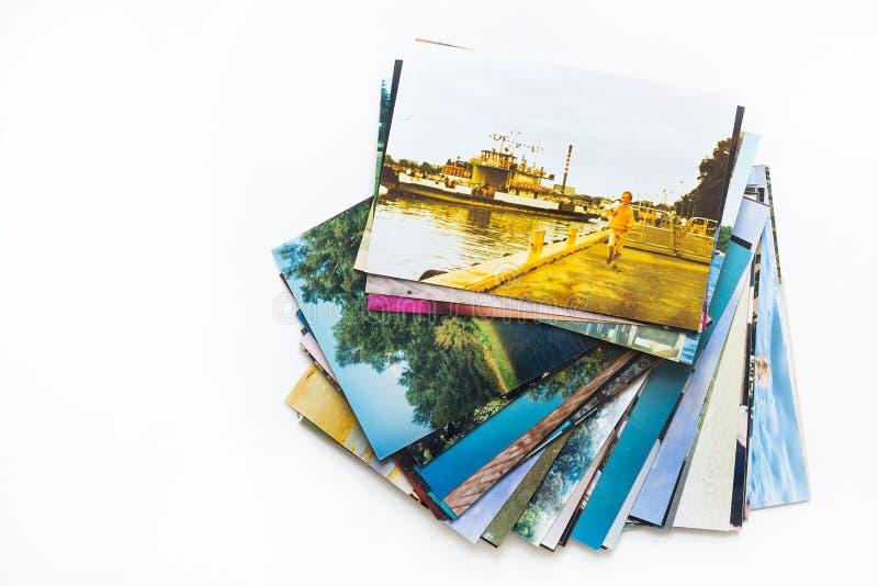 Beelden van vakantie stock fotografie