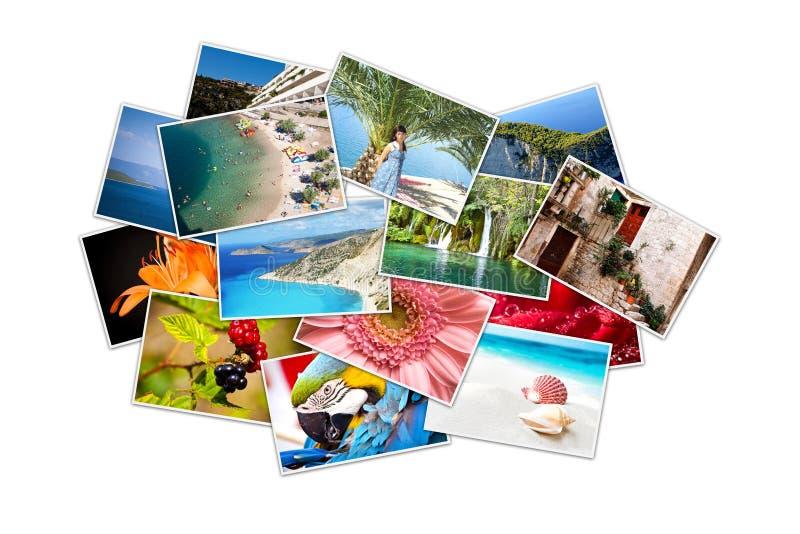 Beelden van vakantie royalty-vrije stock fotografie