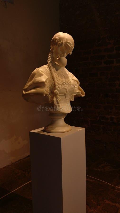 beeldhouwwerk royalty-vrije stock fotografie