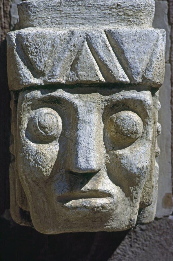 Beeldhouwwerk, Bolivië royalty-vrije stock afbeeldingen