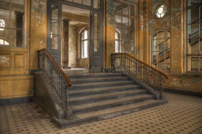 Beelitz Heilstätten stock photography