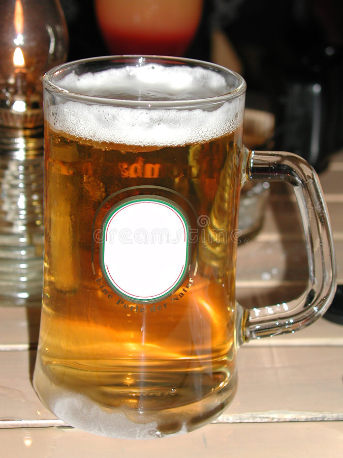 Download Beer stock photo. Image of drink, beer, foam, brown, logo - 5594