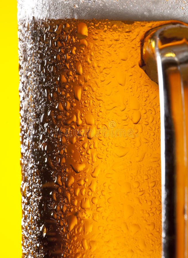 Download Beer stock photo. Image of alcohol, glass, foam, jantaova - 14655304