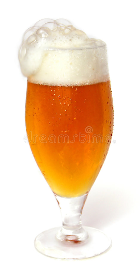 Download Beer stock photo. Image of fluid, full, alcohol, froth - 3488928