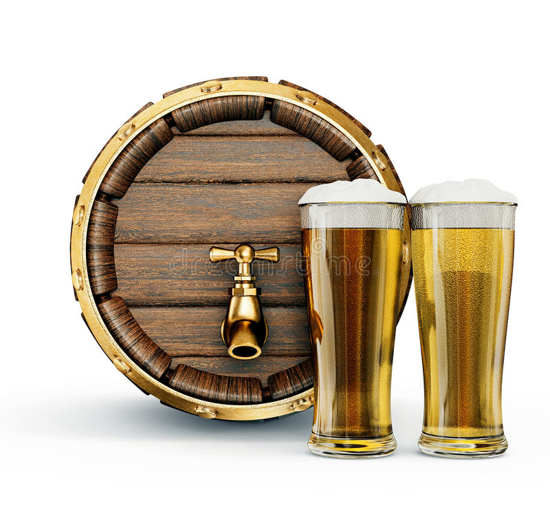 Free Beer Royalty Free Stock Photography - 35115267