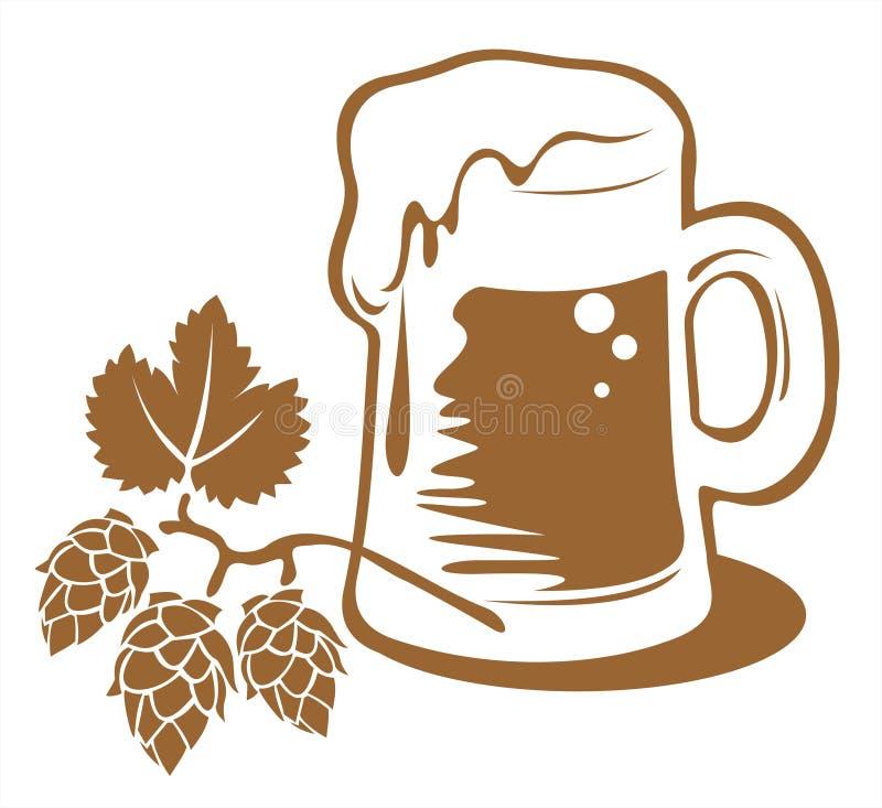 Beer vector illustration