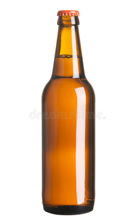 Free Beer Bottle Royalty Free Stock Photo - 14334885
