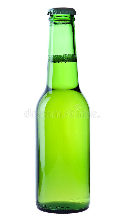 Download Beer bottle stock photo. Image of isolated, beverage - 15046476