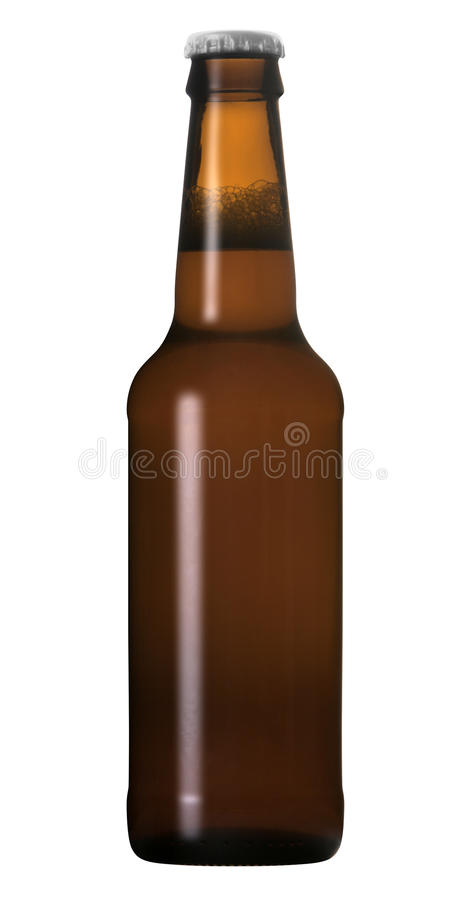 Free Beer Bottle Royalty Free Stock Photography - 17513527