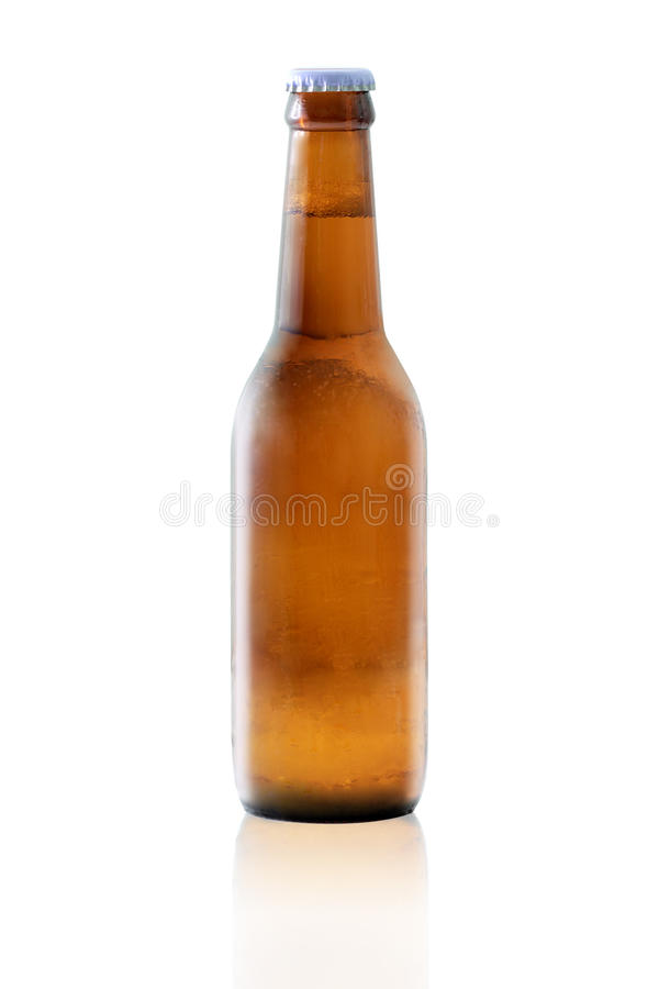Free Beer Bottle Royalty Free Stock Images - 22820239