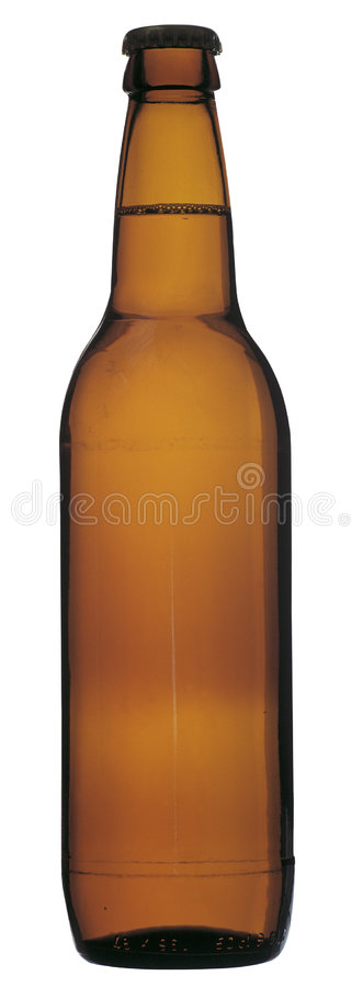 Free Beer Bottle Royalty Free Stock Images - 3436129