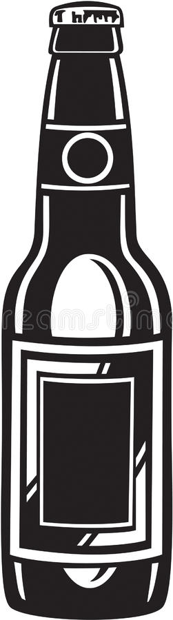 beer bottle illustration stock vector illustration of object 20141143 rh dreamstime com beer bottle pictures clip art beer bottle outline clip art