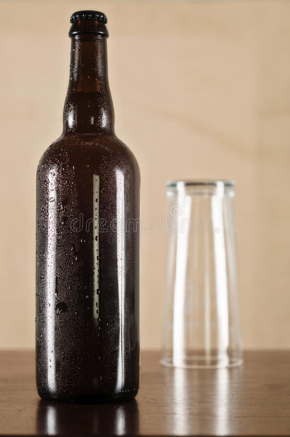 Download Beer bottle - Sweating. stock image. Image of sweating - 36475823
