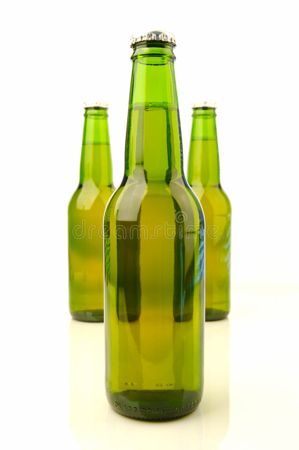 Free Beer Bottles Stock Images - 4726954