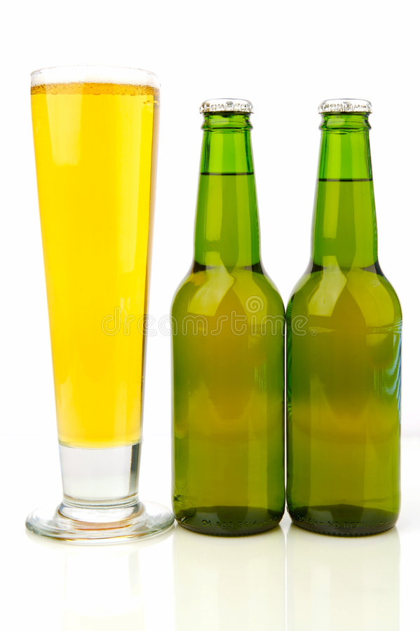 Free Beer Bottles Royalty Free Stock Photography - 4726967