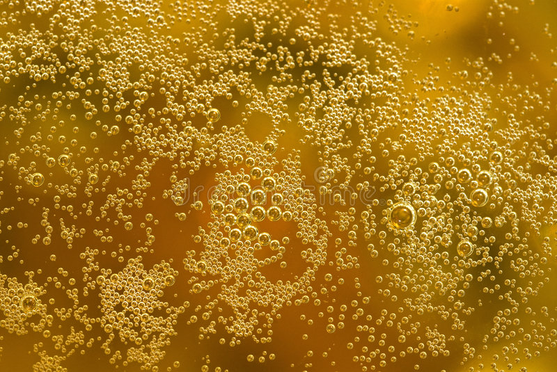 Beer bubbles royalty free stock image