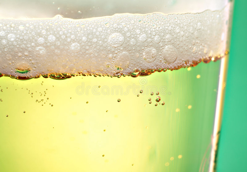 Download Beer Bubbles Closeup Royalty Free Stock Photo - Image: 9055735