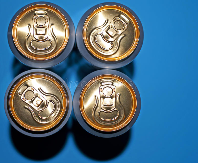 Download Beer Cans stock photo. Image of draught, brew, drunk - 22630774
