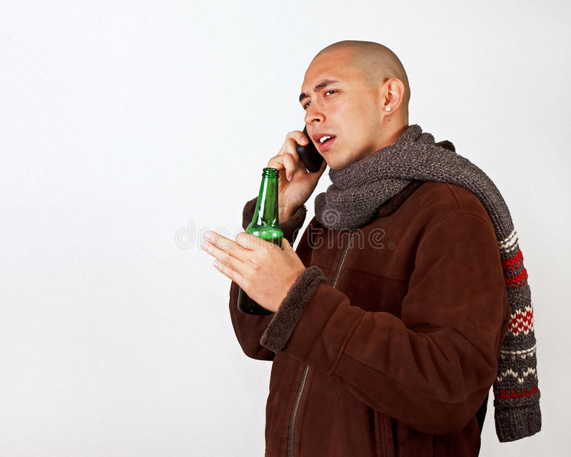 Download Beer and Conversation stock photo. Image of phone, friends - 22517640