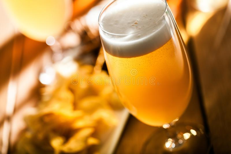 Beer. Food pub drinking chicken alcohol alcoholic stock photos