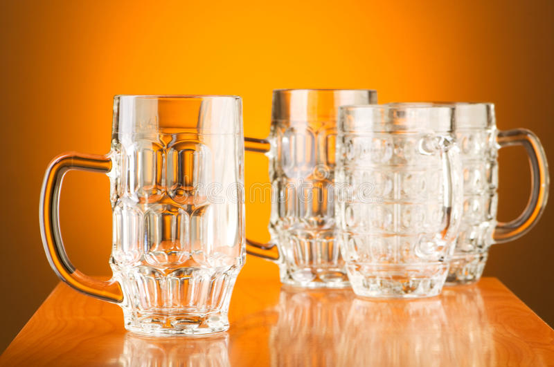 Download Beer Glass Against  Background Stock Photo - Image: 13074988