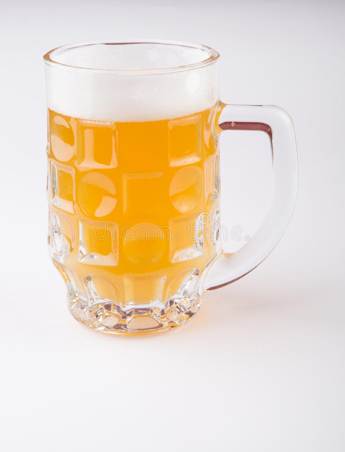 Beer glass mug stock photos