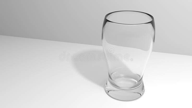 Beer Glass 1 royalty free stock image