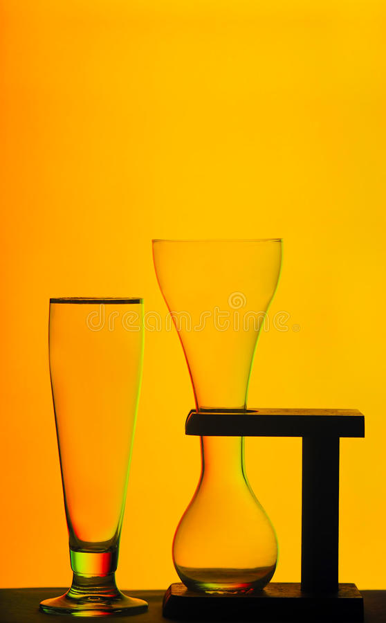 Download Beer glasses stock image. Image of background, handle - 27609023