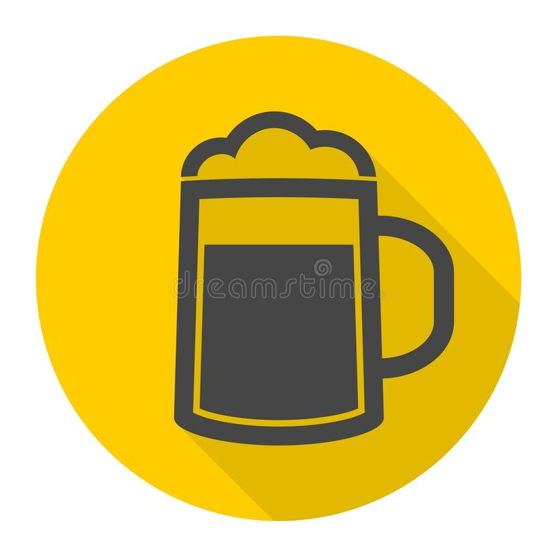Beer icon vector illustration