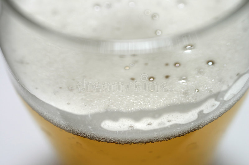 Beer - macro royalty free stock photos