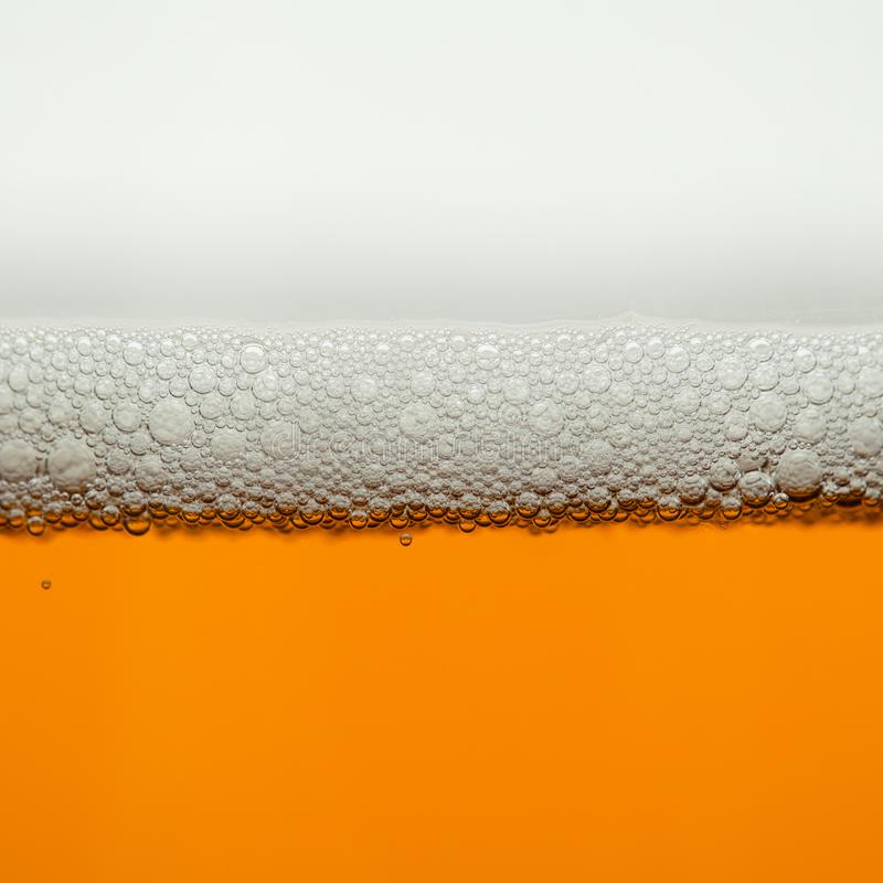 Beer macro background royalty free stock photo