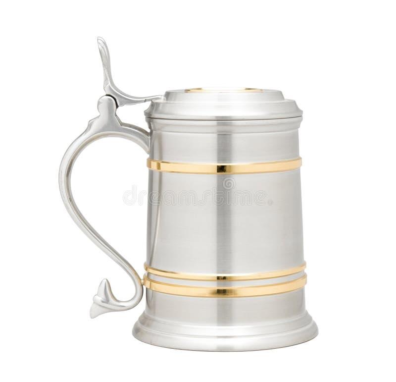 Download Beer mug stock photo. Image of glass, decoration, beverage - 25178914