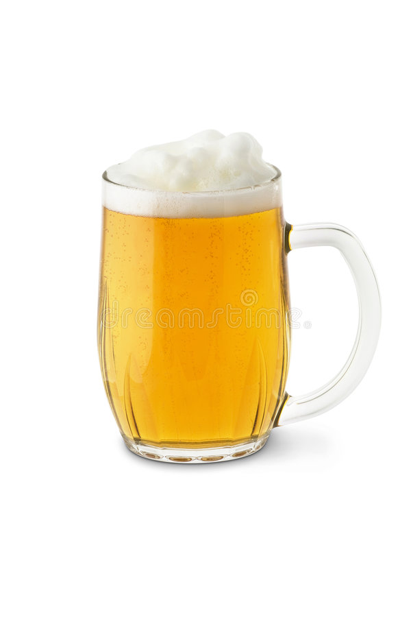 Free Beer Mug Royalty Free Stock Photography - 8353537
