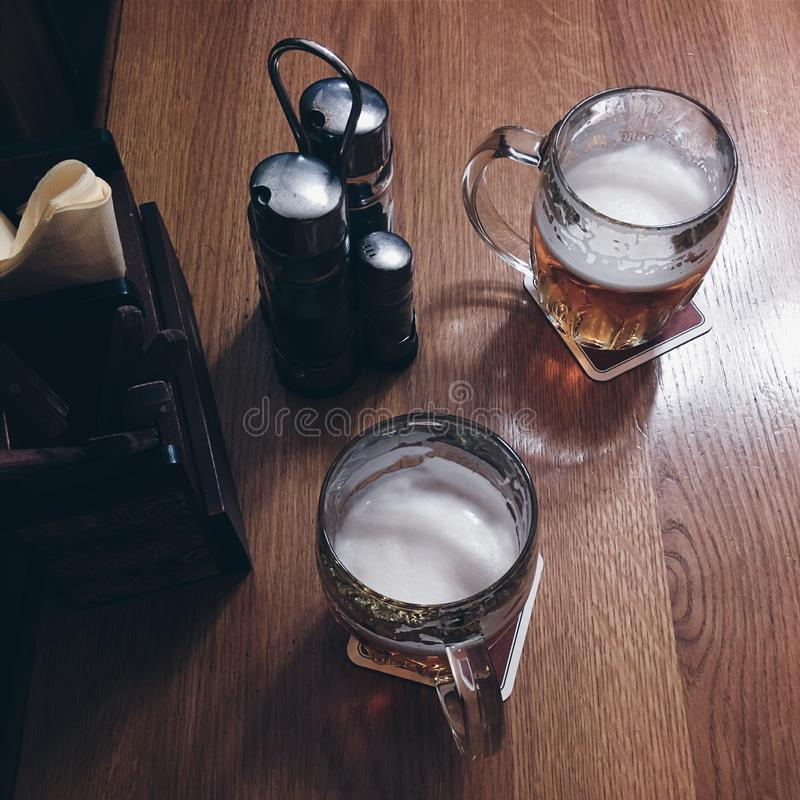 Beer In A Pub Free Public Domain Cc0 Image