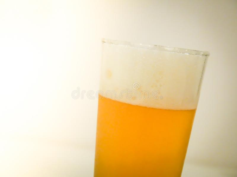 Beer in a room with low light for Tasting. Craft Beer, Beer in a room with low light for Tasting royalty free stock images