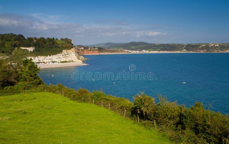Download Beer And Seaton Beaches And Coastline Devon Stock Image - Image: 26711413