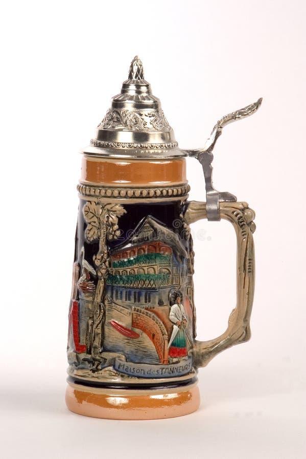 Download Beer stein stock photo. Image of beer, cups, stein, lids - 8552