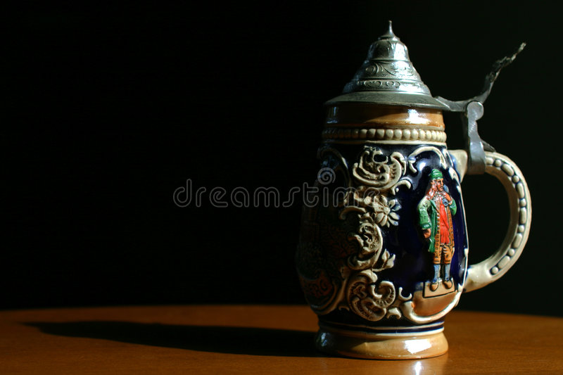 Beer Stein stock images