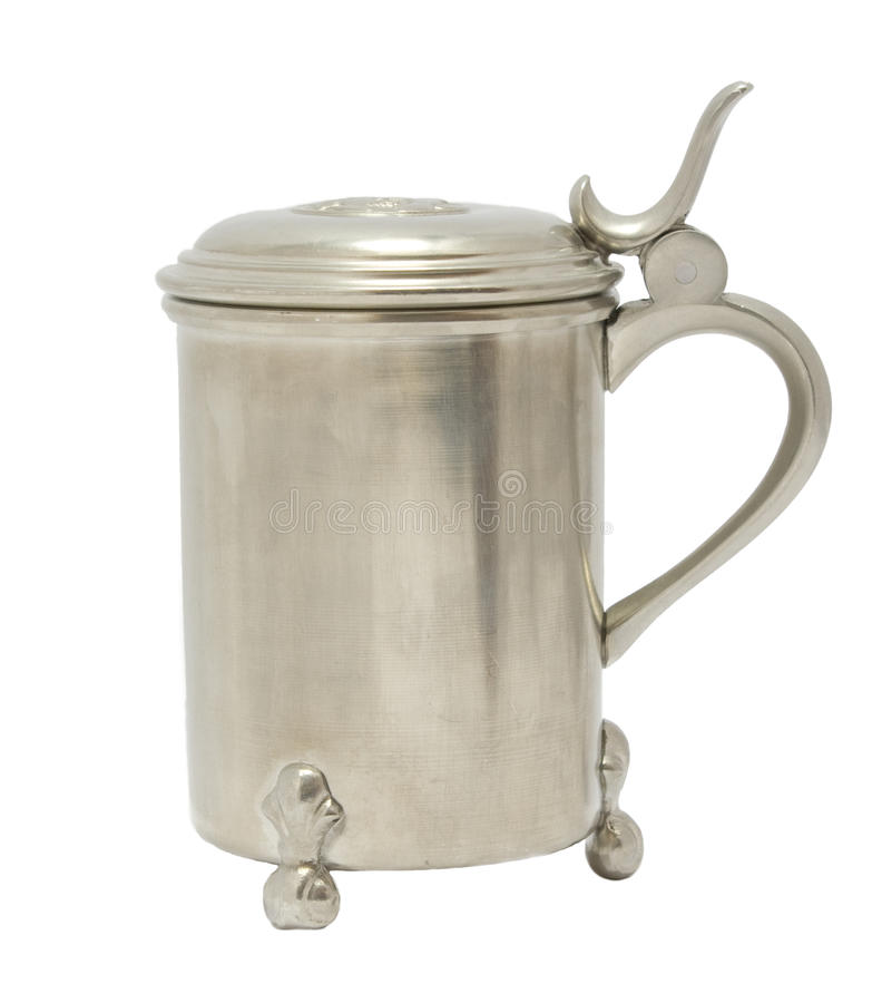 Beer Tankard Stock Photography
