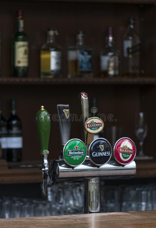 Download Beer Tap editorial image. Image of dutch, alcohol, heineken - 26834975