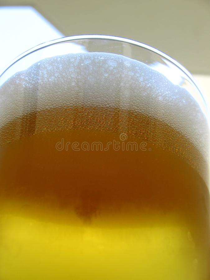 Beer time... royalty free stock photos