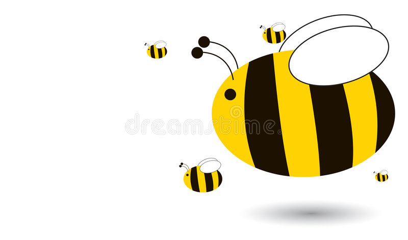 Download Bees Royalty Free Stock Photography - Image: 5985937