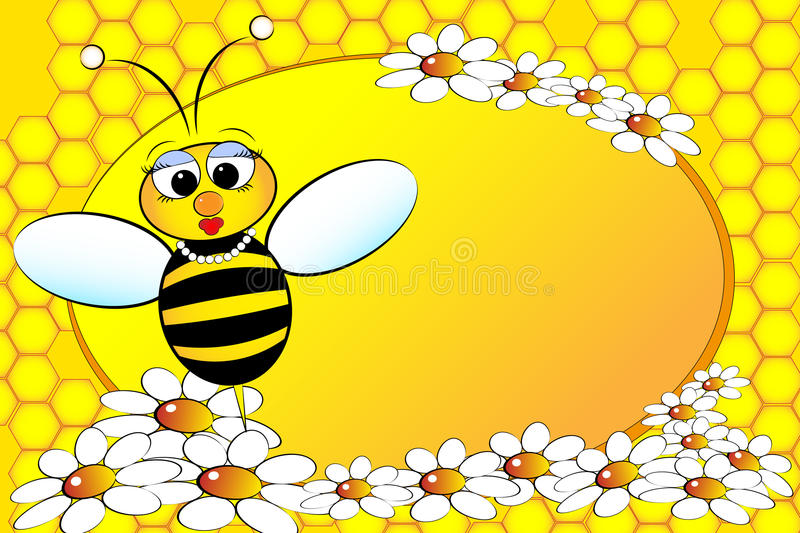 Download Bees Family: Mom - Kids Illustration Stock Vector - Image: 9980880