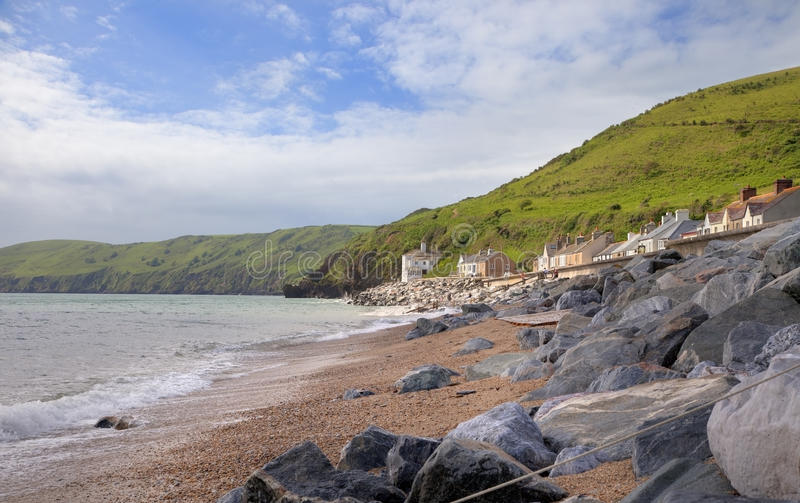 Beesands, Devon stockfoto